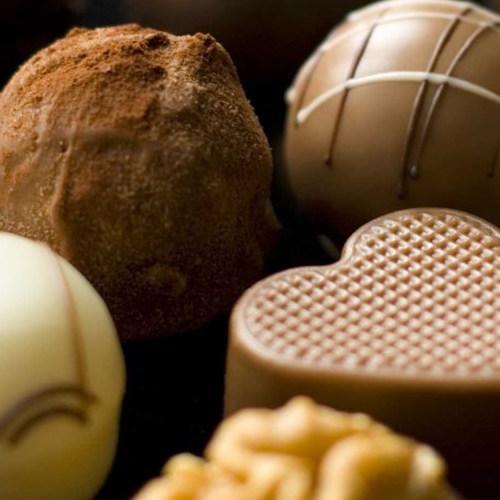 Sjokoladekurs for begynnere