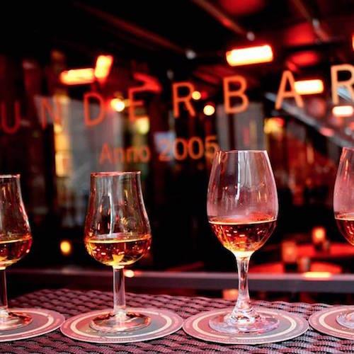 Whiskysmaking hos Underbar